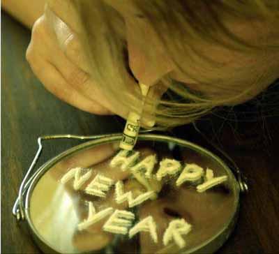 смешные новогодние поздравления