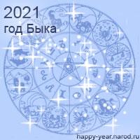 Китайский гороскоп на 2021 год Быка