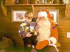 Основные черты Деда Мороза