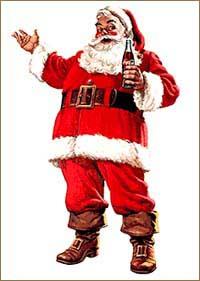 Заграничный Дед Мороз