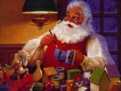 Санта Клаус и другие коллеги Деда Мороза