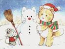 Новогодние обои на рабочий стол, заставки на Новый год! Картинки, рисунки, фото к Новому году!