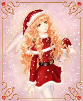 виртуальная рождественская открытка
