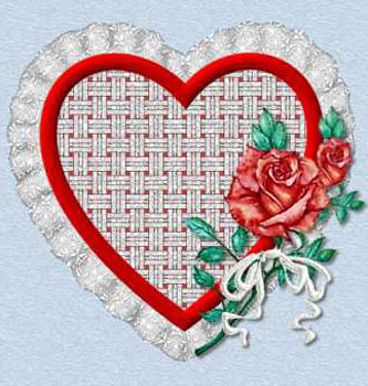 открытка с днем святого валентина
