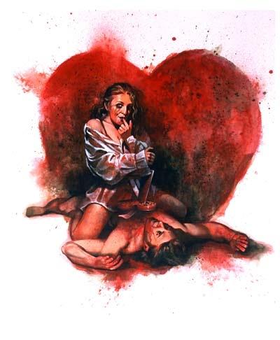 шуточная открытка ко дню святого валентина