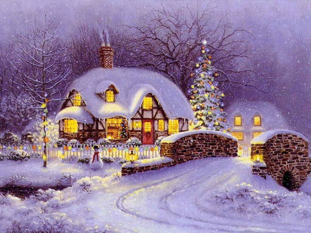 Обои природа зимой обои новогодние